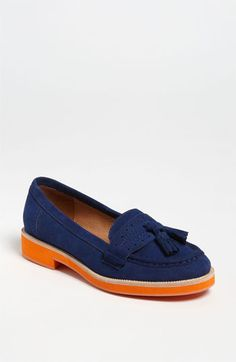 Jeffrey Campbell 'Prep' Loafer available at #Nordstrom  My sister in Law talked me into these shoes, andI highly covet the comfort and style of them.  Thank you Lisa Beaudin