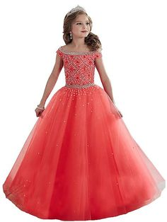 Banfvting Mini Prom Dress Little Girls Yellow Tutu Gown Lace Trim With Sash