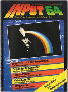 Input 64 Magazine 3/85