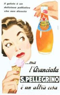 Aranciata: totally different from the rest! #sanpellegrinofruitbeverages #aranciata #throwbackthursday