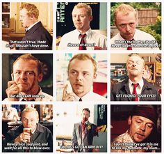Zombie Movies  .. Shaun of the Dead