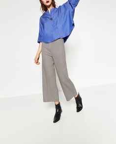 Image 2 of CULOTTES from Zara