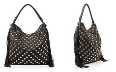 Rebecca Minkoff Hobo - Bloomingdale's Exclusive Clark Studded Fringe