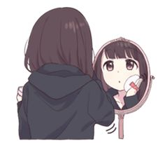 Menhera-chan.3 EN – LINE stickers   LINE STORE Cute Anime Chibi, Cute Anime Pics, Anime Girl Cute, Chica Anime Manga, Anime Neko, Kawaii Anime Girl, Manga Girl, Anime Art Girl, Sweet Pictures