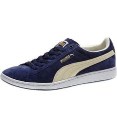 Supersuede Eco Women's Sneakers, medieval blue-whisper white