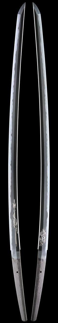 【刀】 造大慶直胤(花押) 天保十二年十一月吉祥日