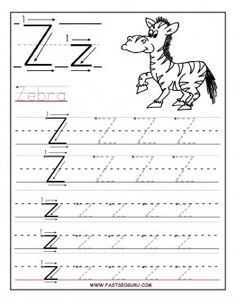Free Printable letter Z tracing worksheets for preschool. free connect the dots alphabet writing practice worksheets for graders.free letter Z worksheets for kindergarten Alphabet Writing Practice, Writing Practice Worksheets, Letter Tracing Worksheets, Alphabet Tracing, Alphabet Worksheets, Preschool Worksheets, Kids Alphabet, Printable Worksheets, Printable Coloring