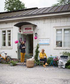 Turku Design Now! shop