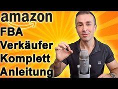 Amazon FBA Schritt für Schritt Anleitung Deutsch - YouTube