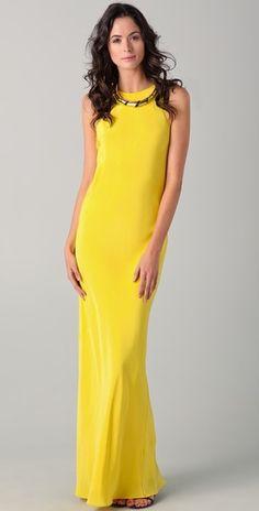 Tibi  Sleeveless Gown  Style #:TIBII40363  $550.00