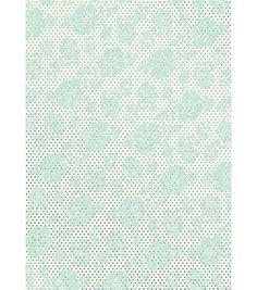 Kanban Free As A Bird Hvywt Bkrnd Card - Lotus Rose Kingfisher Green - Green