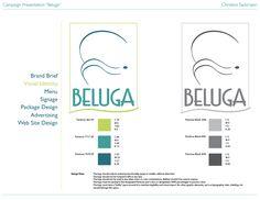 Logo Design Beluga