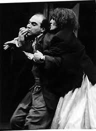 "1978 - ""The Taming of the Shrew"" - David Suchet as Grumio"