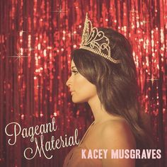 Kacey Musgraves - Pageant Material on Colored LP