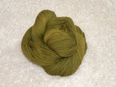 Hand Dyed Yarn 2 ply lace weight 100 Merino by mustardseedyarnlab, $15.00