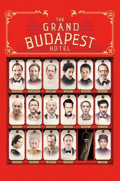 The Great Budapest Hotel / 布達佩斯大飯店