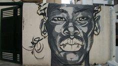 Street Art By Ali - Tarabulus (Lebanon)