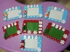 Çerçeve Baby Christmas Ornaments, Christmas Wrapping, Felt Christmas, Christmas Crafts For Gifts, Christmas Activities, Christmas Projects, Xmas Theme, Creations, Genious Hour