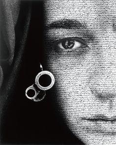 Shirin Neshat @Women of Allah