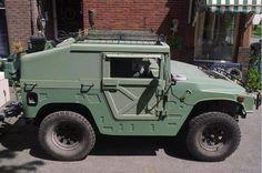 Suzuki LJ80 mini-Humvee