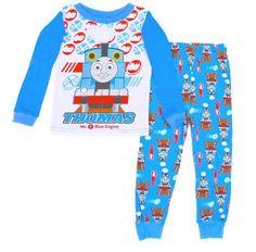 "AME Thomas, Boys Pajamas ""Thomas the Train"" Color: Blue, Size: 12 mths - spreadsheet fashion Thomas The Train, Boys Pajamas, Cotton Pyjamas, Elite Socks, Mens Sweatshirts, Baby Boy Outfits, Pjs, Pajama Set, Sweaters For Women"