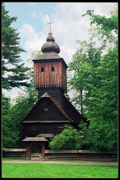Orthodox Church - Roznov pod Radhostem, Zlinsky Europe Photos, European Vacation, Arte Popular, Its A Wonderful Life, Best Cities, Czech Republic, Prague, Cool Places To Visit, Countryside