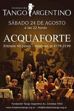 Buenos Aires: Orquesta Acquaforte