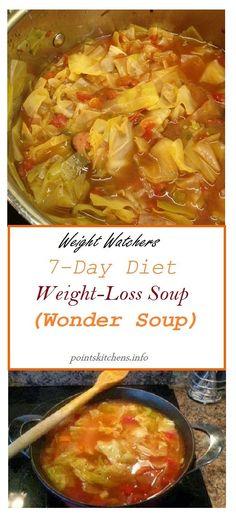 Diet Weight Loss Soup (Wonder Soup) - Diet Plans To Lose Weight Weight Loss Soup, Weight Loss Drinks, Best Weight Loss, Healthy Weight Loss, Weight Gain, How To Lose Weight Fast, Losing Weight, Loose Weight, Lose Fat