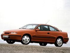 Opel Calibra 4x4 (1990 – 1997).