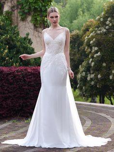 DESIGNER WEDDING DRESSES FROM MODABRIDAL.CO.UK