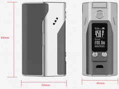 Wismec Reuleaux RX200S - Reuleaux RX200S, another innovative version of Reuleaux series, still features the unique exterior design and variable temperature control function. In addition to the high power output of 200W, the improved 0.96inch OLED screen which presents all parameters more clearly is a bright spot of the device. Also, the upgradeable firmware will enable your device always up to date.