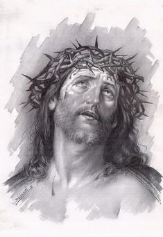 Jesus Our Savior, God Jesus, Jesus Pictures, Pictures To Draw, Jesus E Maria, Lady Of Mount Carmel, Christian Artwork, Jesus Face, In Christ Alone