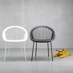 Giulia stoel Scab Design wit | Musthaves verzendt gratis