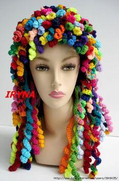 chrochet curls   Crochet Curls   Capital Costumes