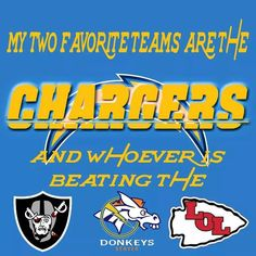 San Diego Chargers #AFC