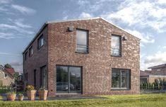 Neubau Einfamilienhaus Bruene