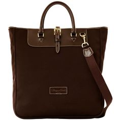 Dooney & Bourke Editor's Travel Tote ($195) ❤ liked on Polyvore