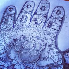 """the first sketch for my project """"eternal hands"""" by kartess Sketch, Hands, Draw, Projects, Instagram, Murals, Sketch Drawing, Log Projects, Blue Prints"""