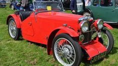 When the car was new in 1932, it had a top speed of 65 mph and would have cost about £199