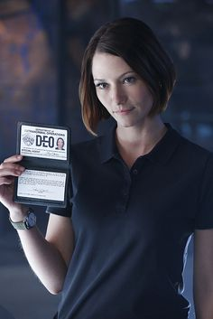 Chyler Leigh as Alex Danvers: Kara's adoptive sister. She is a doctor and scientist and works for Henshaw at the DEO a top-secret organization.