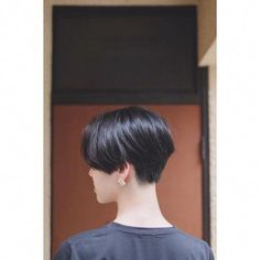 Popular Haircuts For Short Hair Men Popular Haircuts, New Haircuts, Korean Haircut Men, Hair Threading, Tomboy Hairstyles, Cabello Hair, Shot Hair Styles, Pixie Haircut, Anime Style