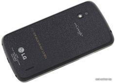 LG's rumored Nexus, the E960 Mako, poses for glamour pics.