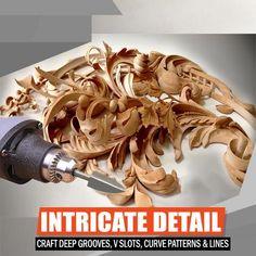 Dremel Wood Carving, Wood Carving Art, Wood Art, Best Wood For Carving, Chainsaw Wood Carving, Simple Wood Carving, Dremel Projects, Diy Wood Projects, Wood Crafts