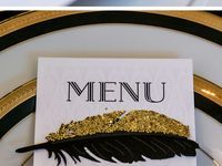 13 best images about Celebration on Pinterest | Art deco wedding, Gatsby and Birthday brunch