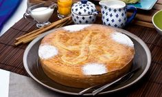 Receta de Pastel vasco tradicional