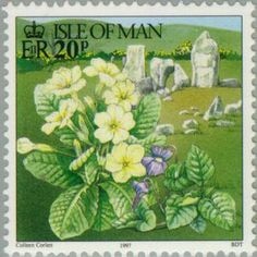 Isle of Man  stamp