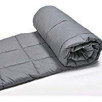 Jolitac Beschwerte Decke Gewichtete Schwere Decke Weighted Blanket