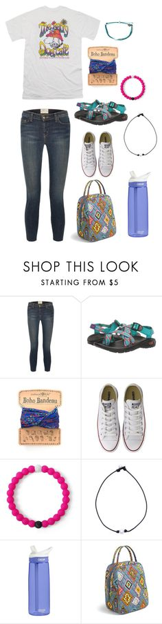 """Which shoes?? Please comment!!"" by freebirdy ❤ liked on Polyvore featuring Retrò, Current/Elliott, Chaco, Natural Life, Converse, Lokai, Pura Vida, CamelBak and Vera Bradley"