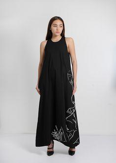 #dress #monicabachue #cleftlip #leporino #co #blackdress Cleft Lip, Hue, High Neck Dress, Dresses, Fashion, Vestidos, Black, Atelier, Turtleneck Dress