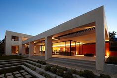 Three Wall House by Kovac Architects in Los Angeles, CA.
